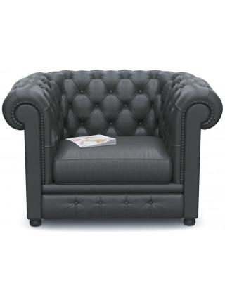 Кресло Честер (Честерфилд) Black
