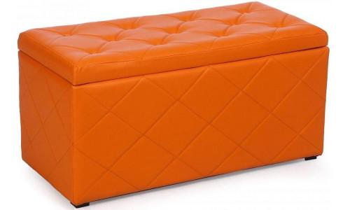 Пуф Ромби-3 Оранж