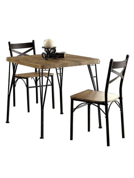 Обеденная группа Колин (стол и 2 стула)