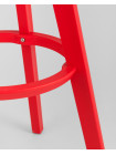 Барный стул Hoker красный