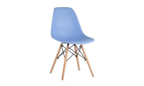Комплект стульев Eames DSW голубой