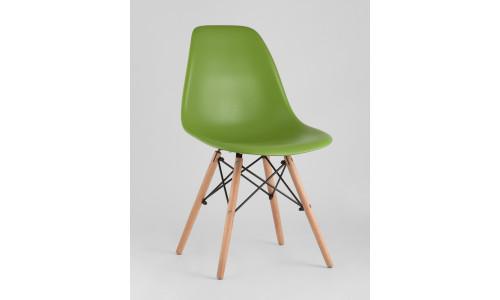 Cтул Style DSW зеленый