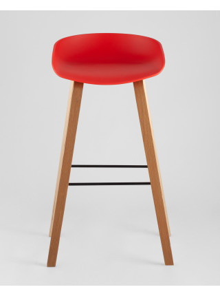 Барный стул Libra КРАСНЫЙ