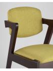 Комплект стульев VIVA мягкое зеленое сиденье