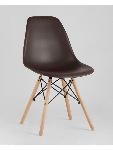 Cтул Style DSW коричневый