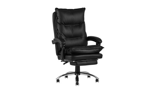 Копмьютерное кресло TopChairs Alpha офисное черное