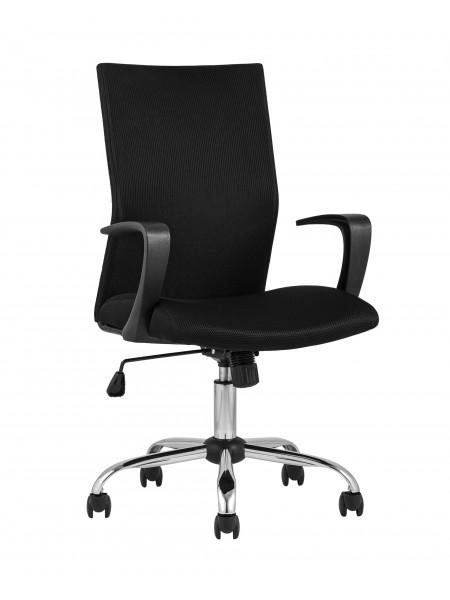 Офисное кресло TopChairs Balance черное