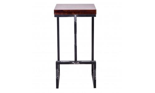 Барный стул Альтрон с березовым сиденье