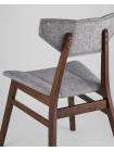 Комплект стульев TOR серый 4 шт.