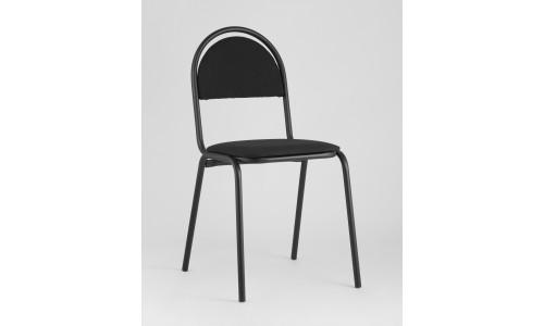 Cтул Севен (Seven) черный для посетителей и конференц залов