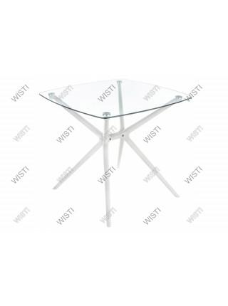 Стол стеклянный Hinga 80