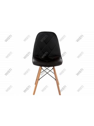Стул деревянный Eames PC-147 черный
