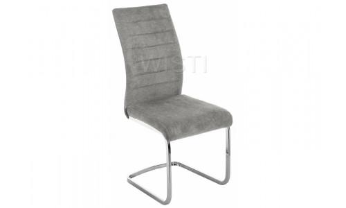 Стул Basit light grey fabric