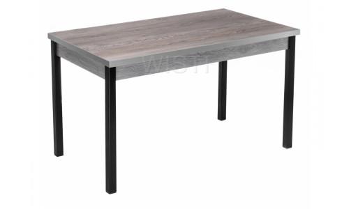 Стол деревянный Оригон навара / черный матовый