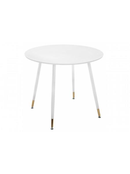 Стол деревянный Bianka белый