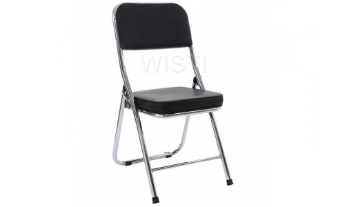 Стул Chair раскладной черный