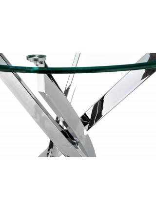 Стол стеклянный Komo 1 90