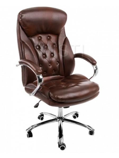 Компьютерное кресло Rich коричневое